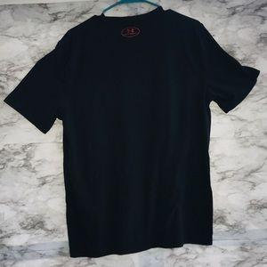 Under Armour Shirts - Under Armour Men's crew neck black shirt. Sz M.